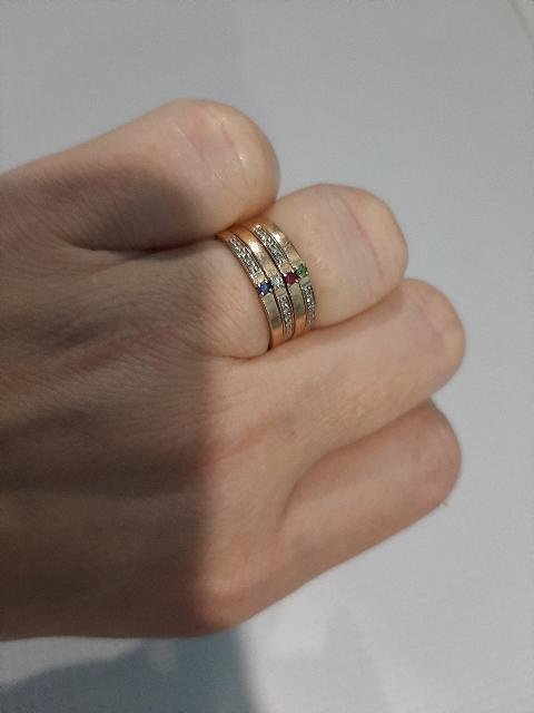 Изумительные кольца.