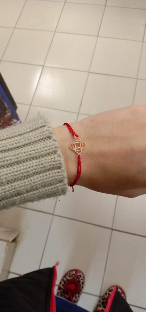 Клёвый браслет