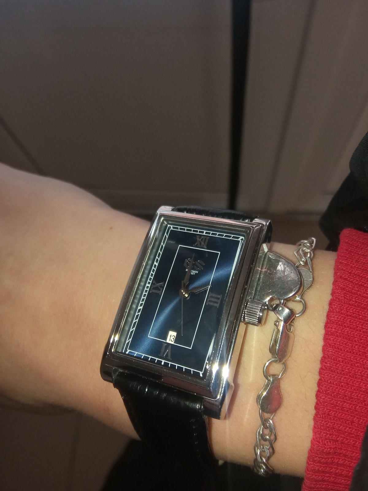 Часы Sergey Gribnyakov