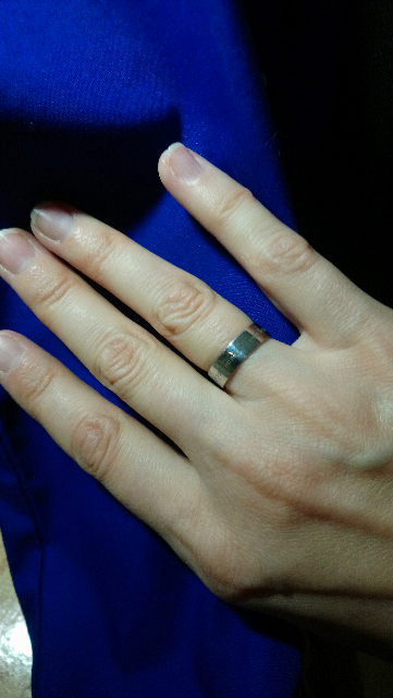 """Моё """"кольцо Соломона"""""""