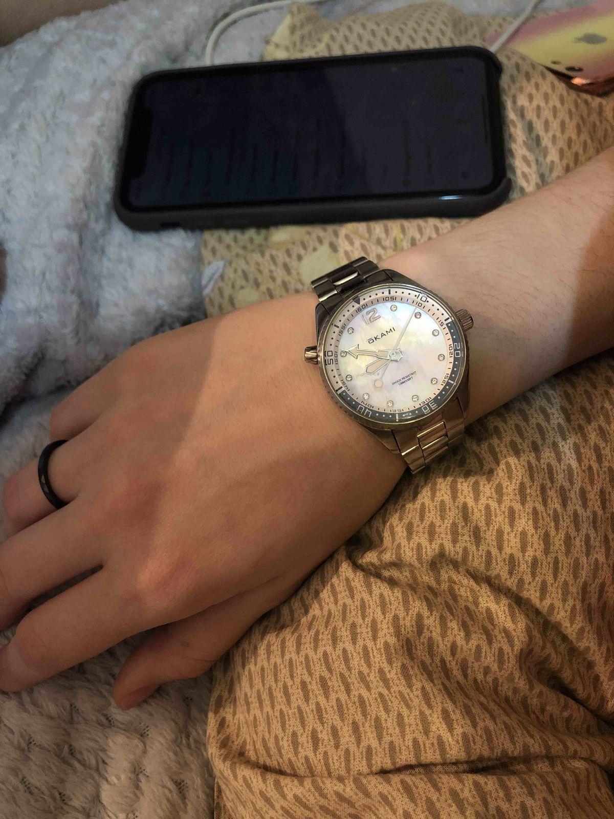 Okami часы жен
