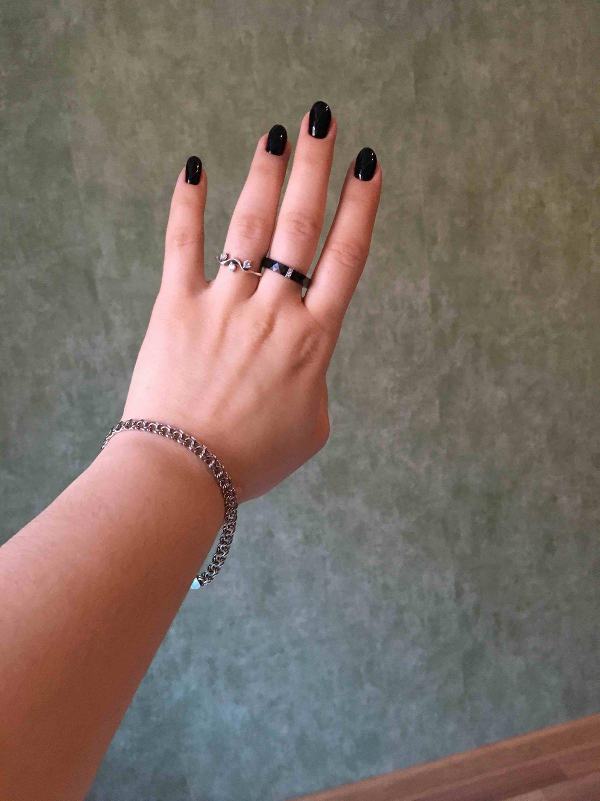 Аккуратное, керамическое кольцо