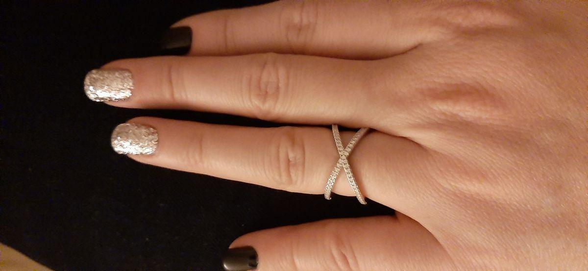 Нежность и нарядное кольцо! Влюбилась!❤