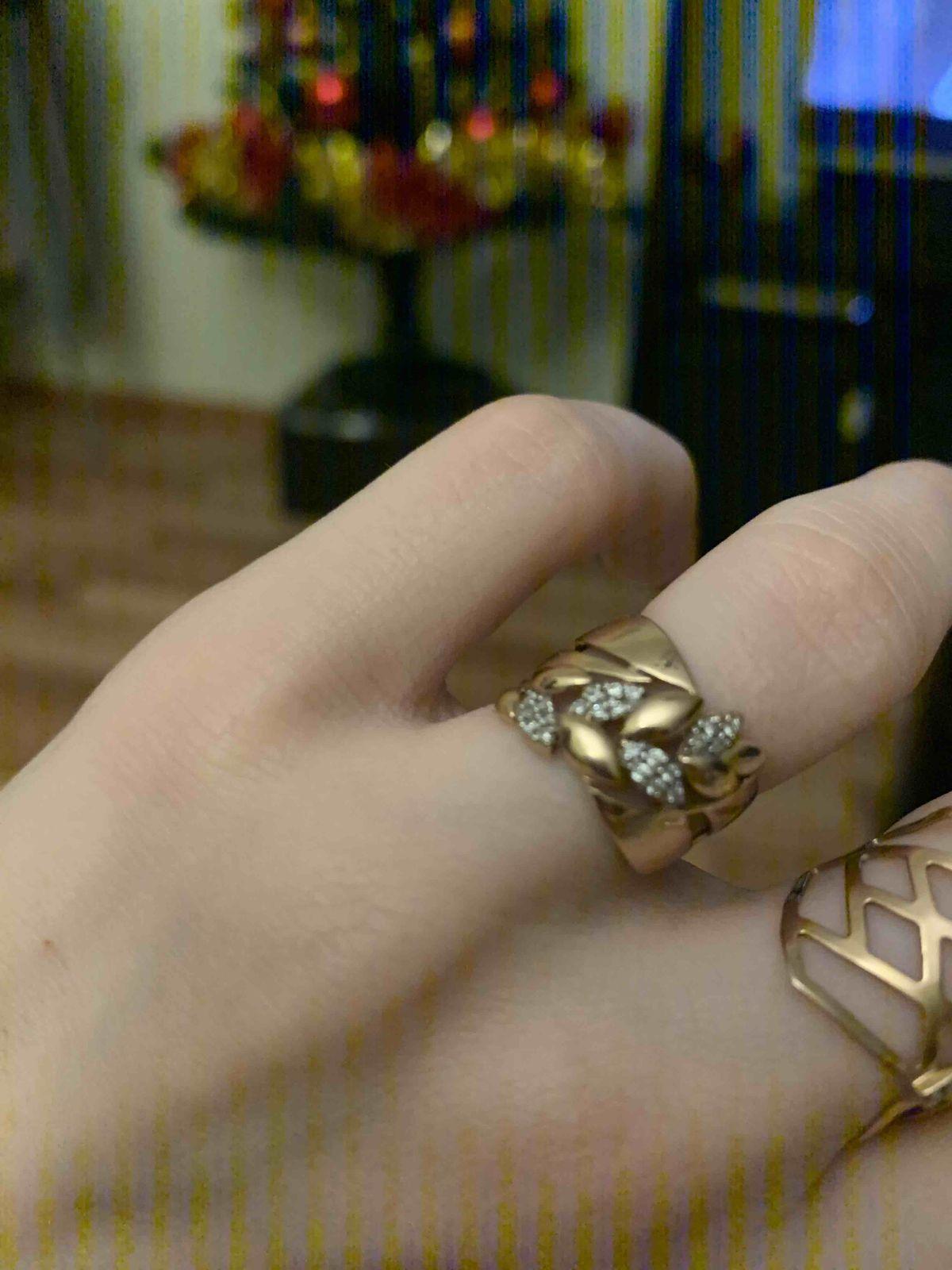 Отличеое кольцо!