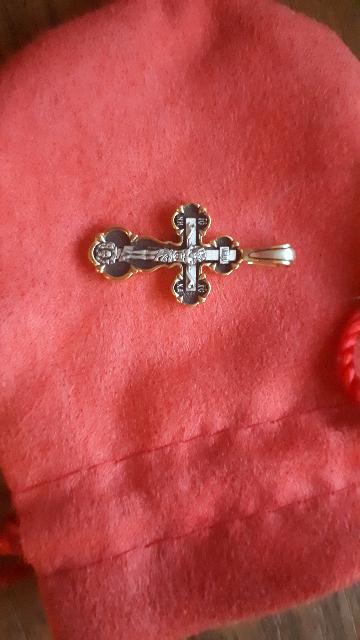 Волшебный крестик!!!