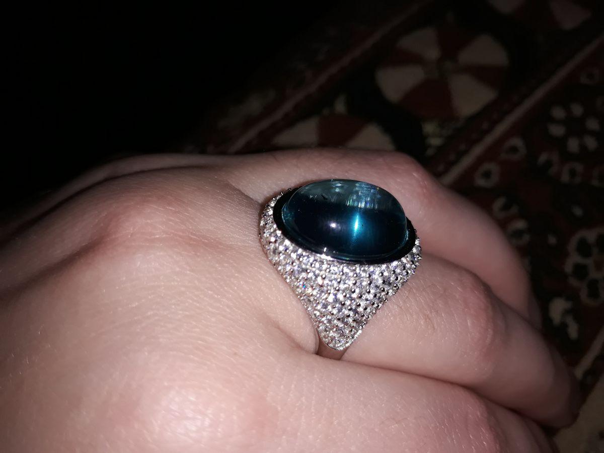 Потрясающе летние кольцо