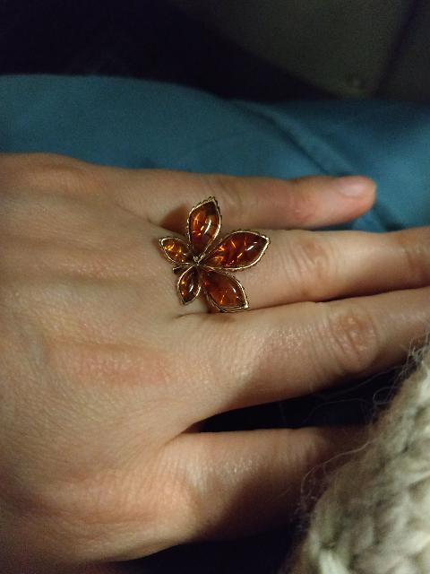 Удачное кольцо