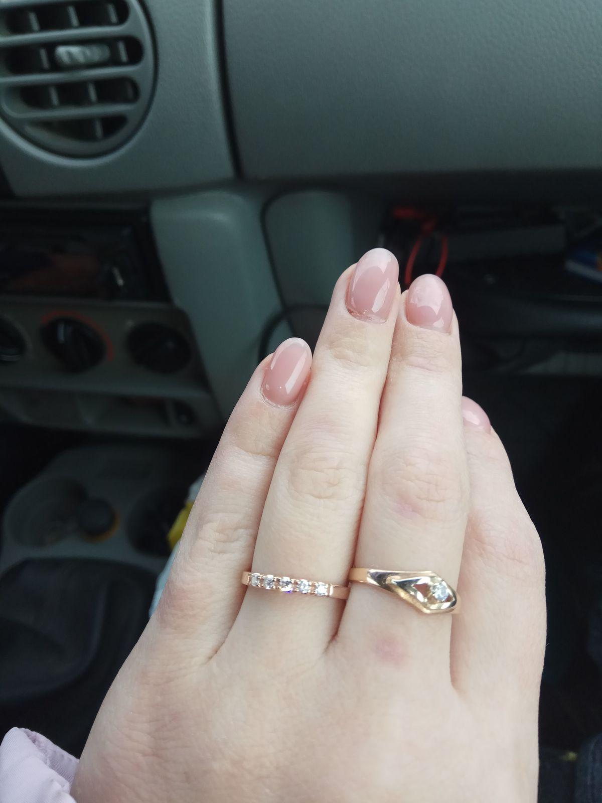 Красивые кольца с бриллиантами
