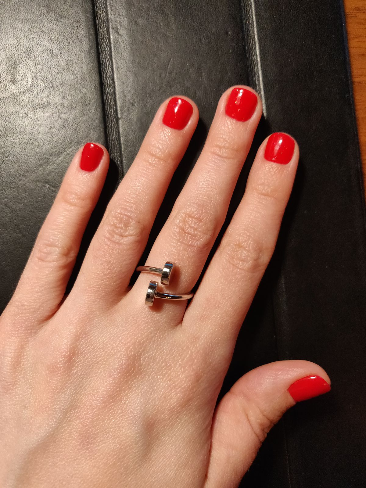 Интересное кольцо