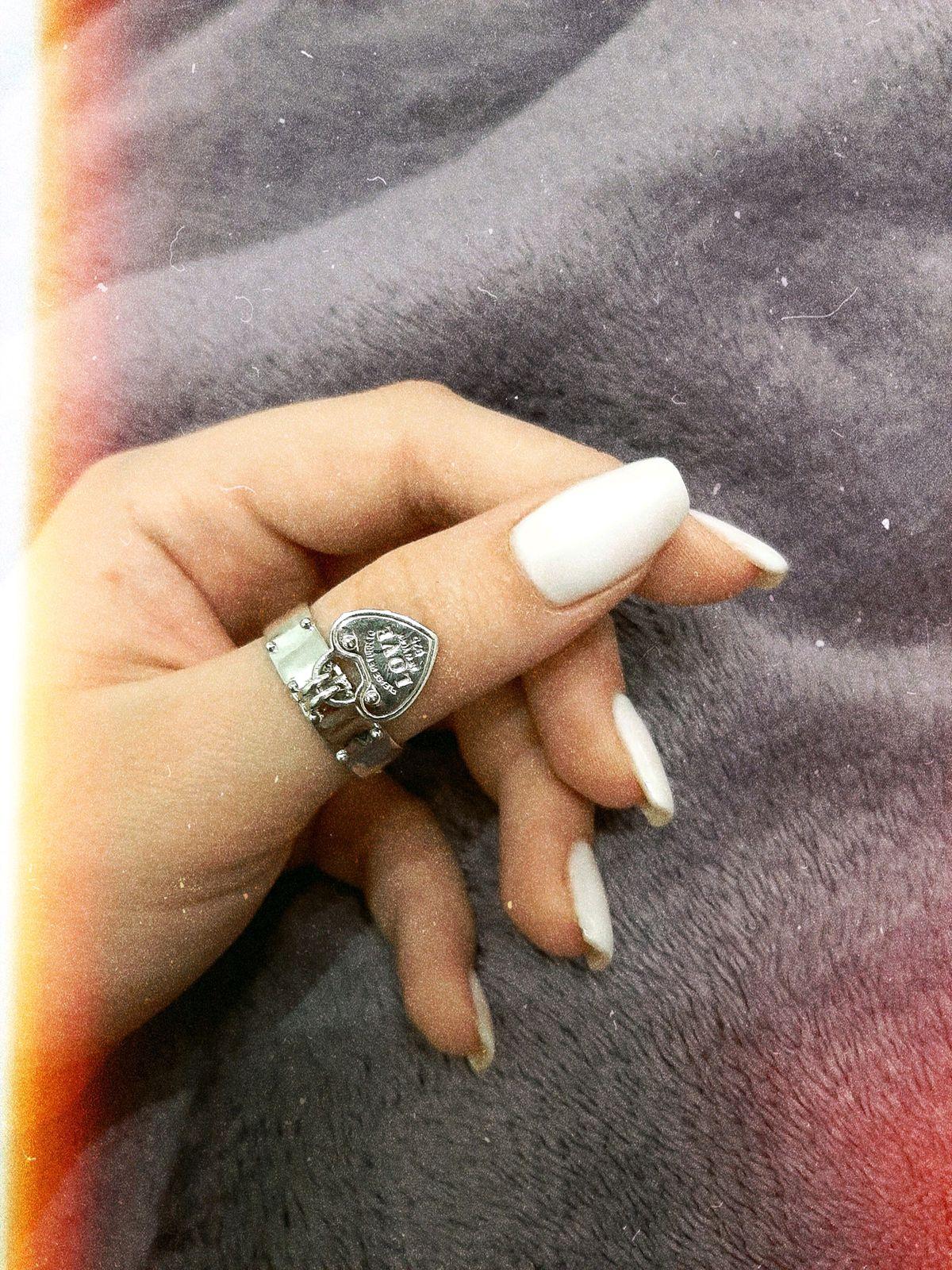 Кольцо, которое искала!