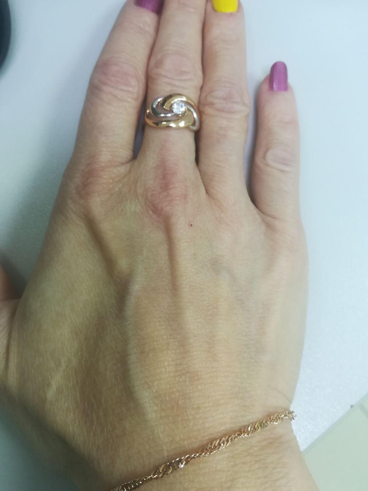 Современное кольцо!