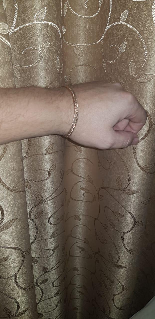 Золотой браслет 👍