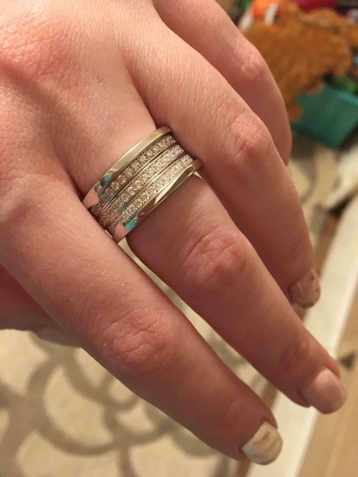 Супер стильное кольцо