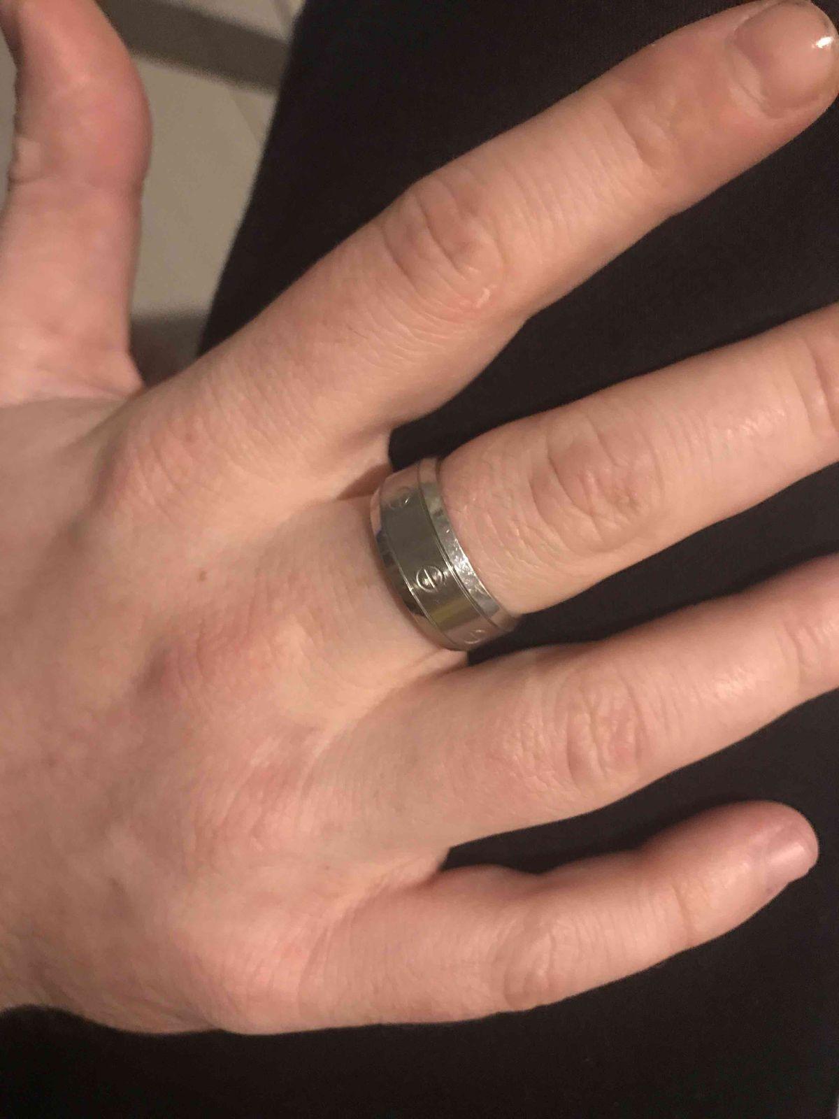 Кольцо для парня