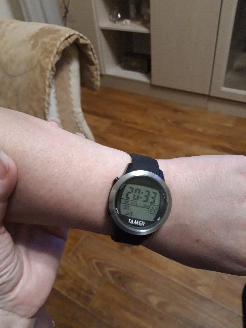 Мужу часы понравились!