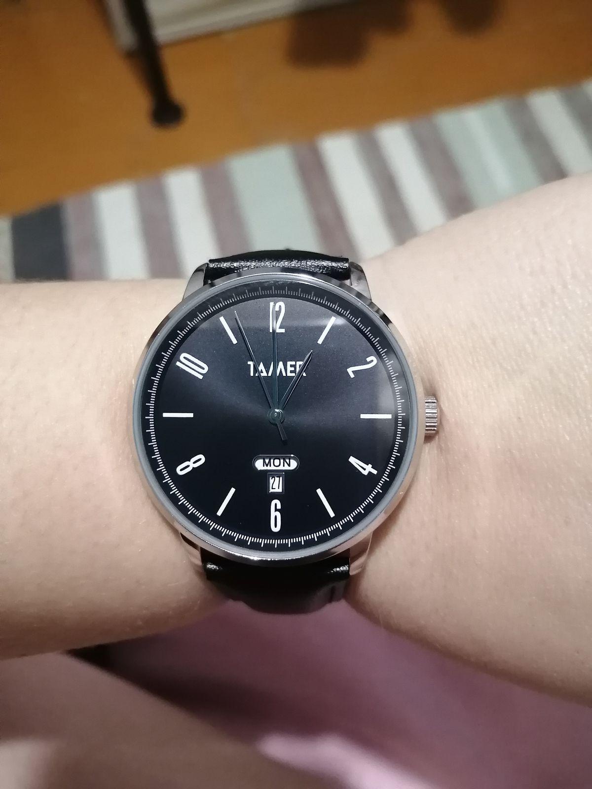 Классные часы, спасибо любимый магазин!