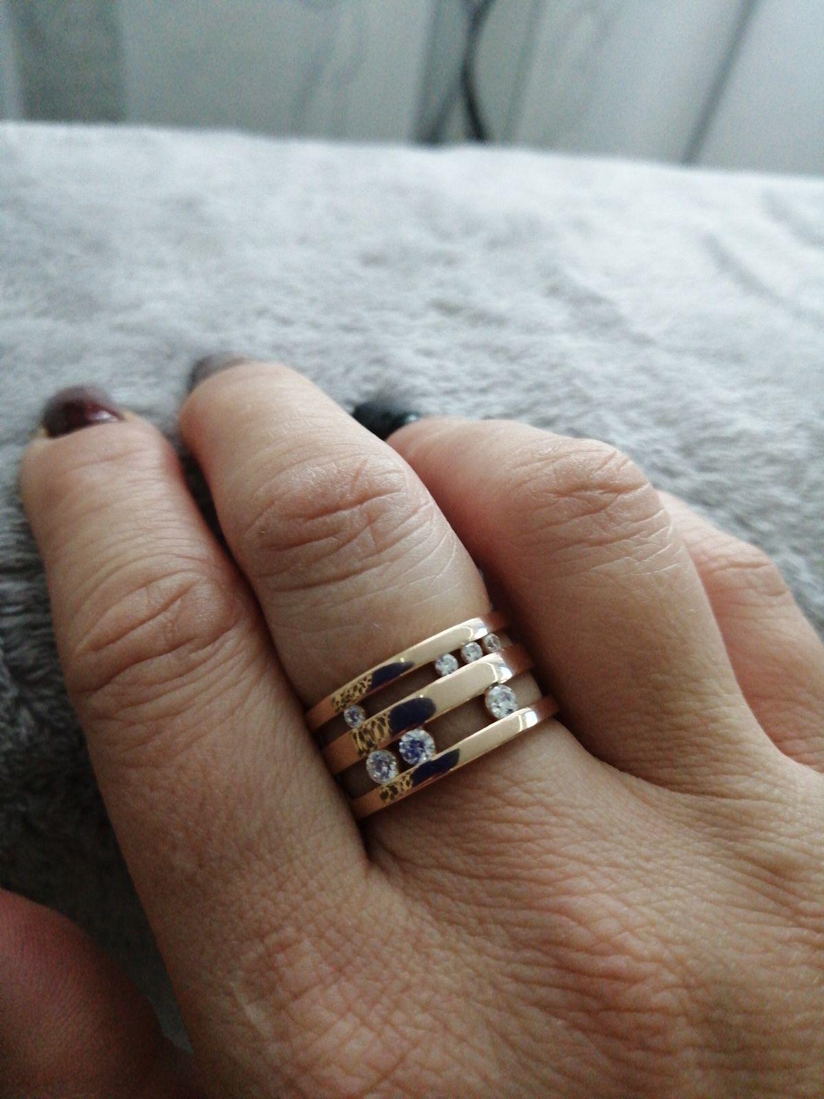 Аквамарин, кольцо
