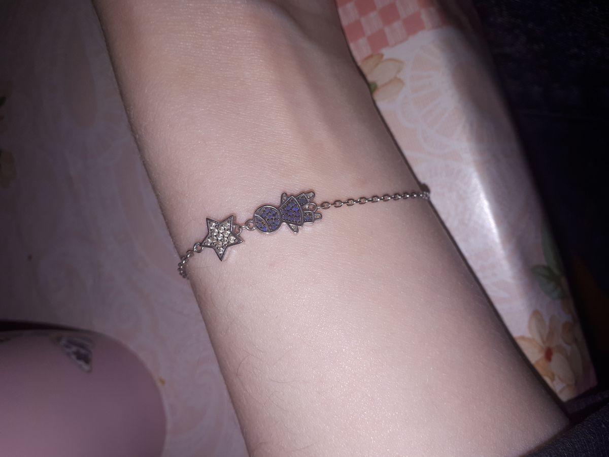 Такой замечательный браслетик , символизирует моего сыночка