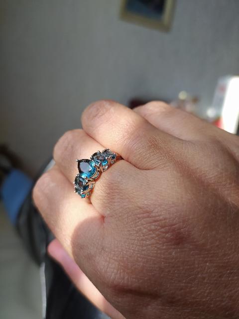 Невероятный перстенек в память о Майами...