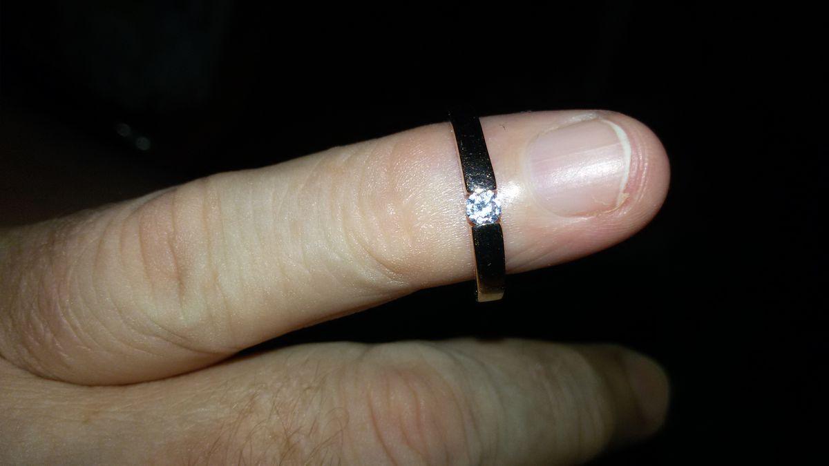Кольцо для дочери