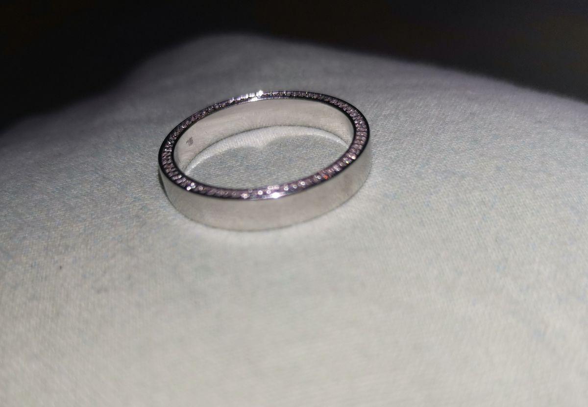 Я мечтала приобрести это кольцо.