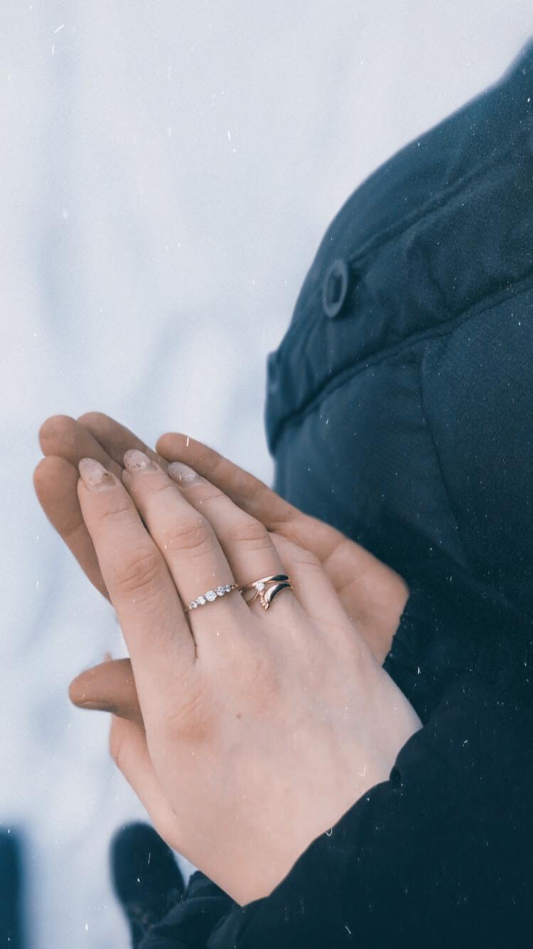 Нежнейшее кольцо
