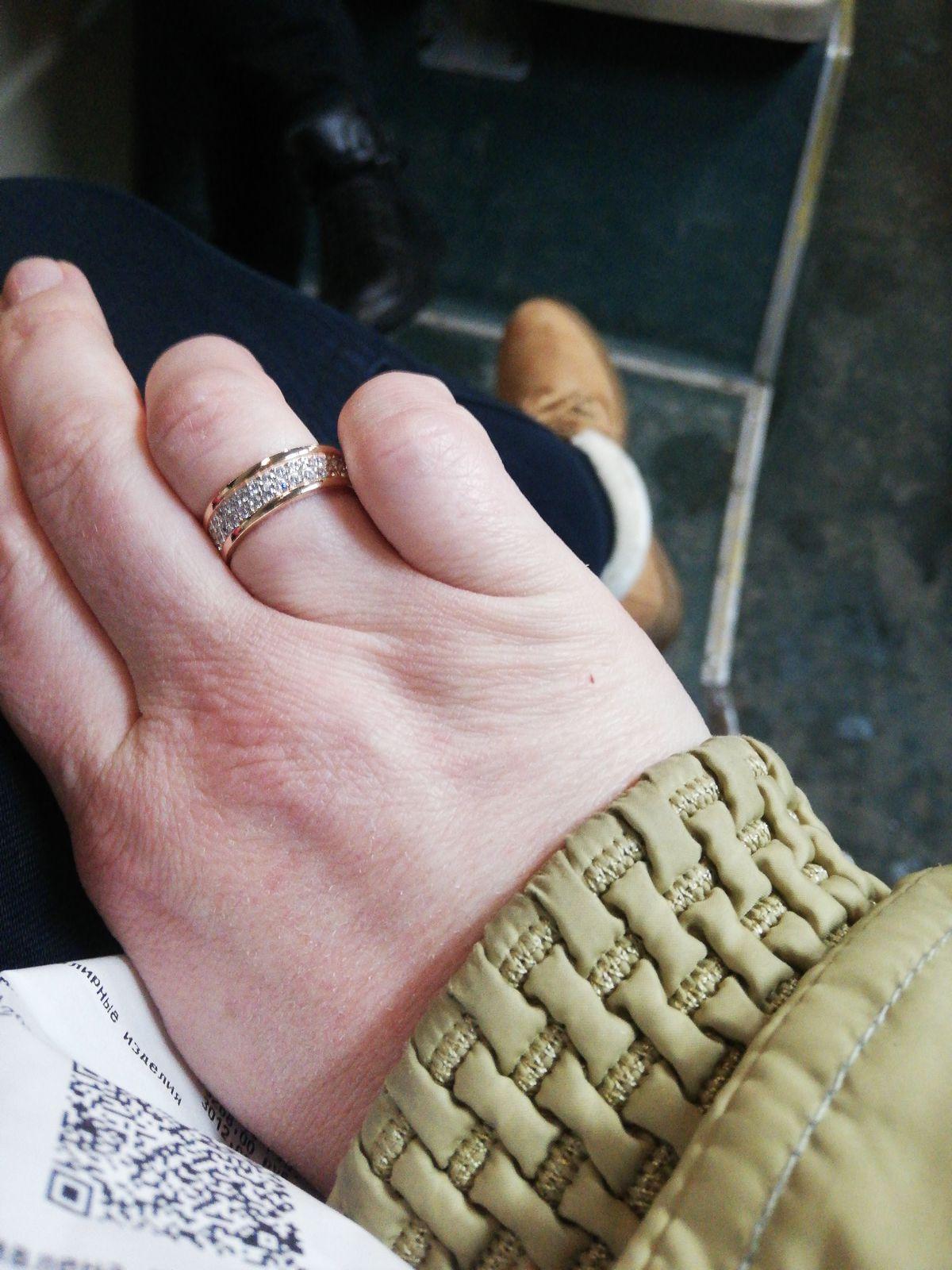 Кольцо, украшение