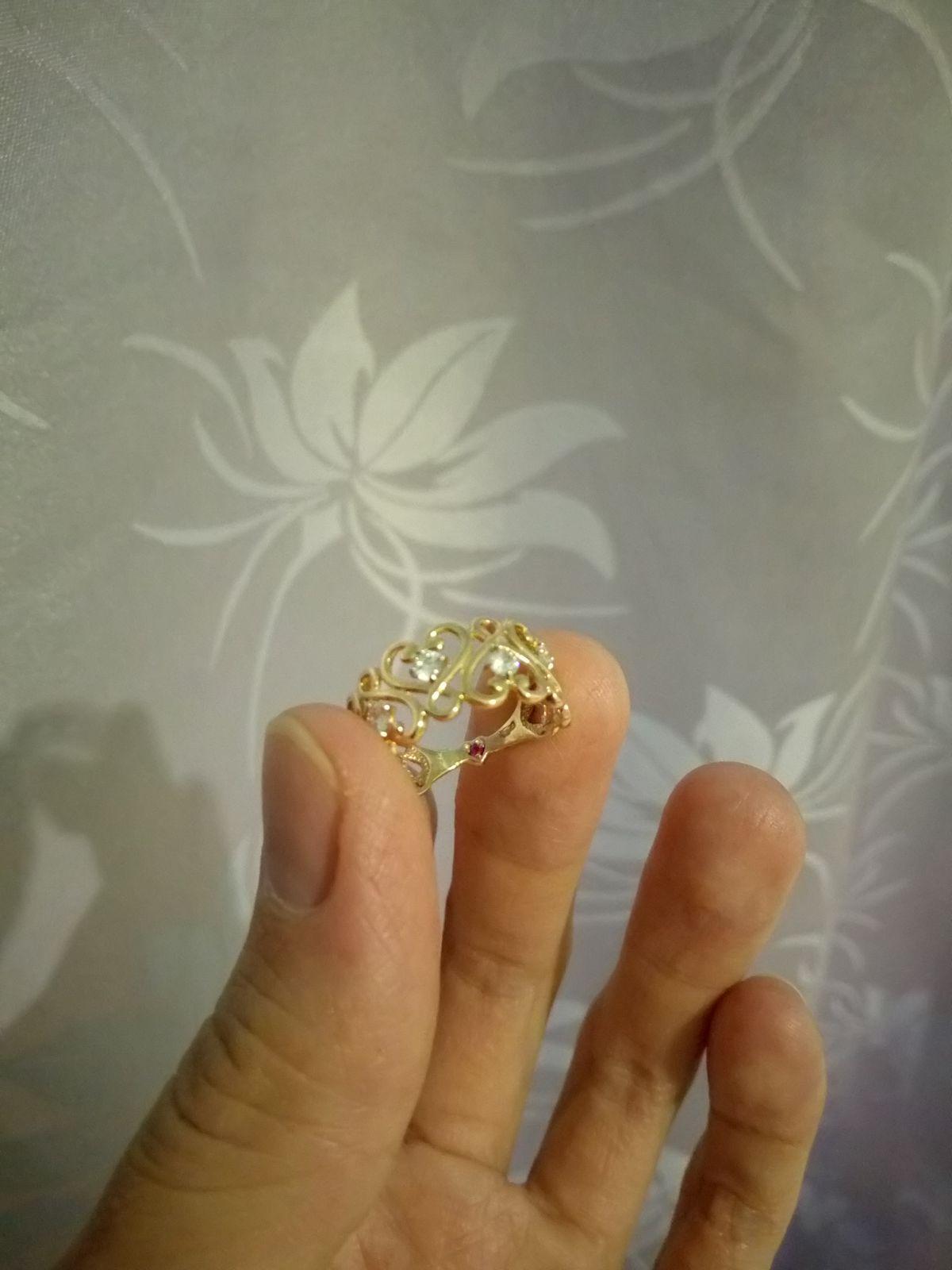 Великолепное кольцо!!