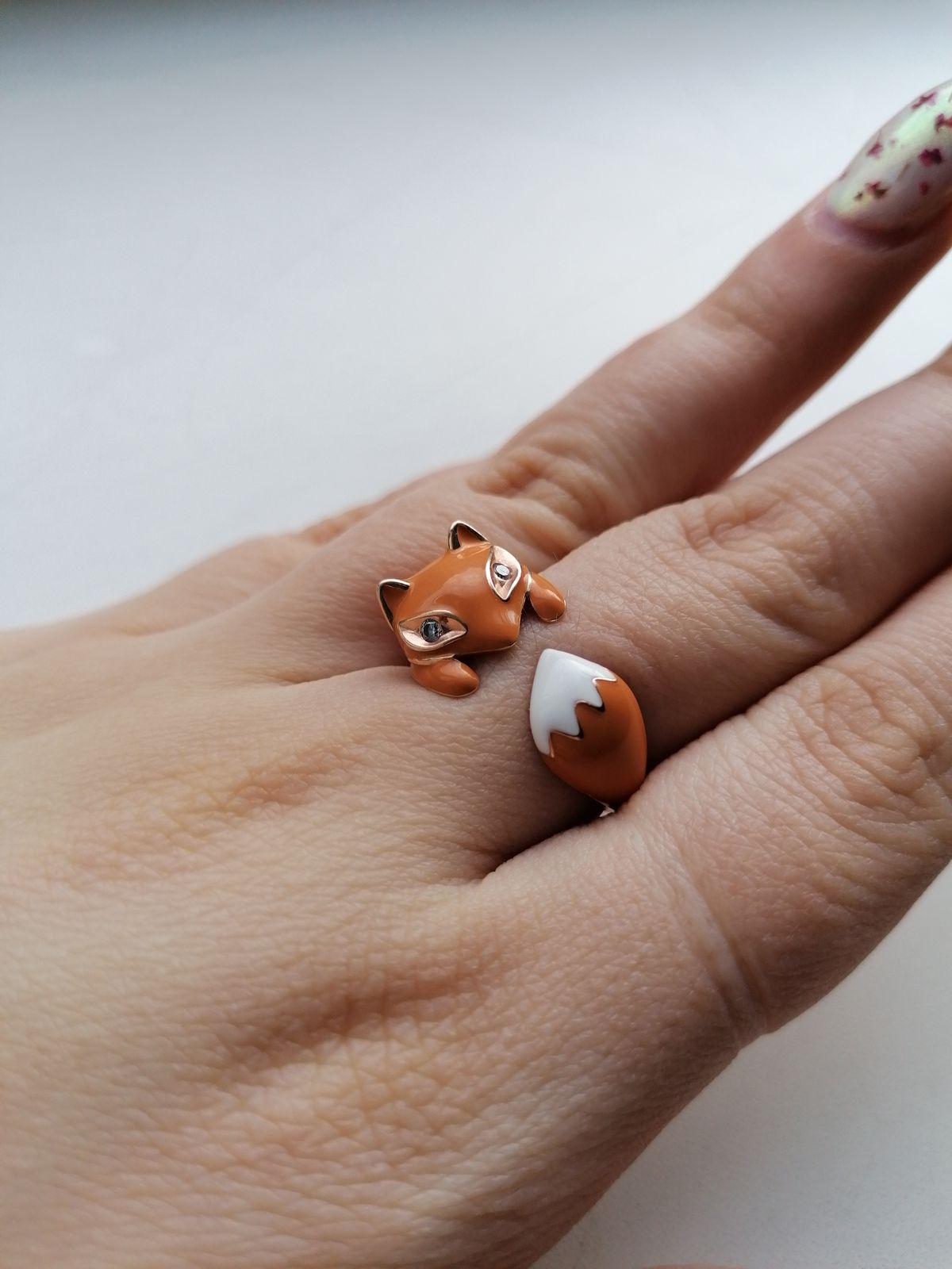Уникальное кольцо!