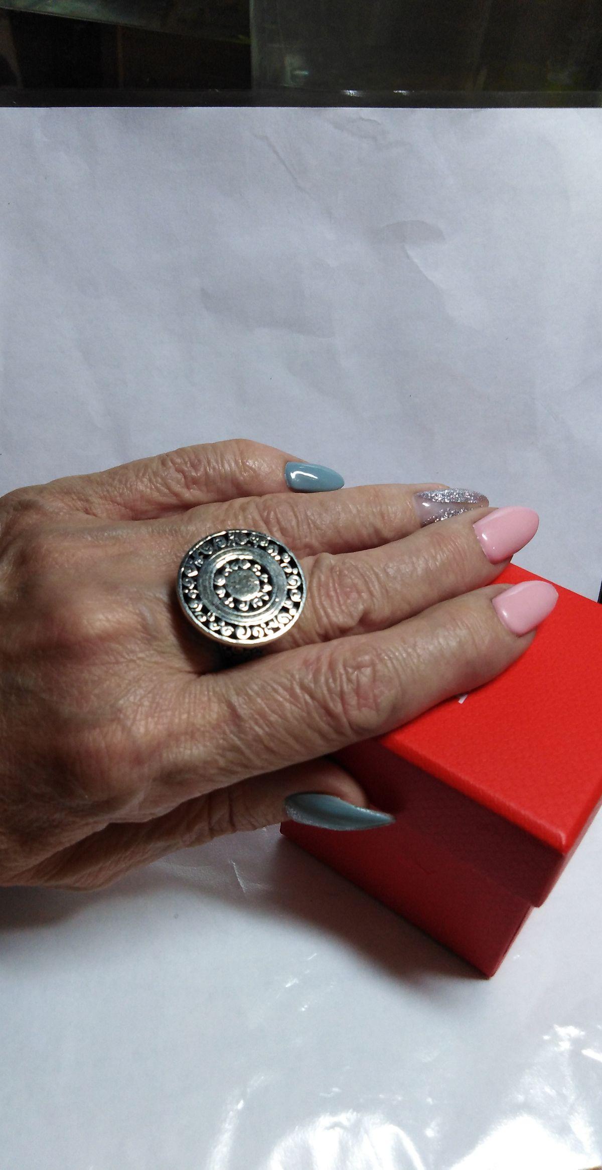 Ажурное кольцо