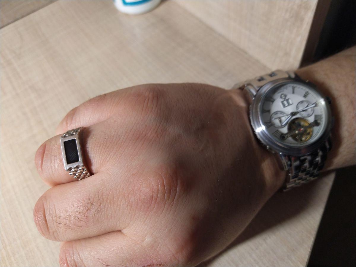 Стильное и крутое кольцо