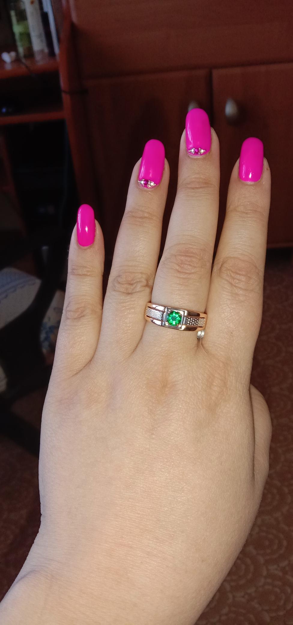 Золотое кольцо для мужа