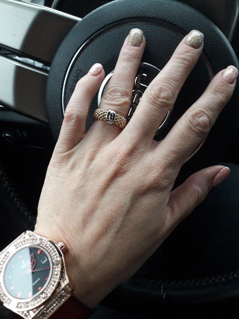 Очень Красивое кольцо!!! 💍👍