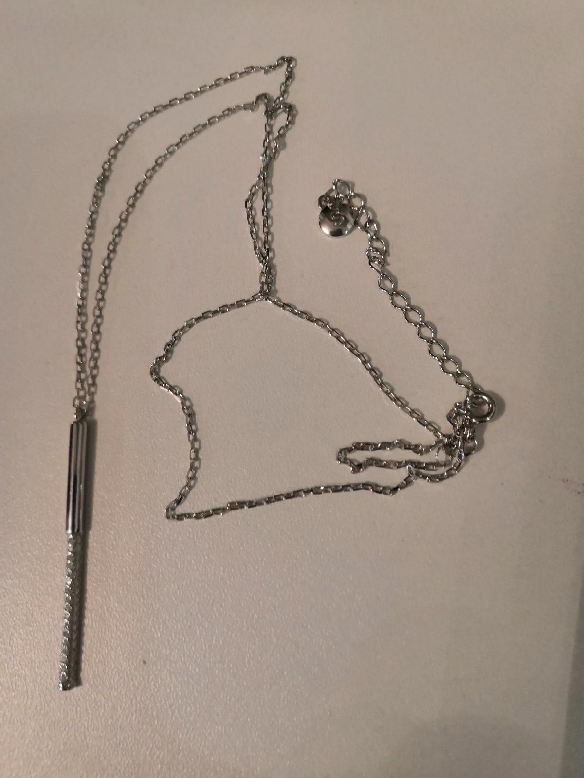 Кулон с цепочкой