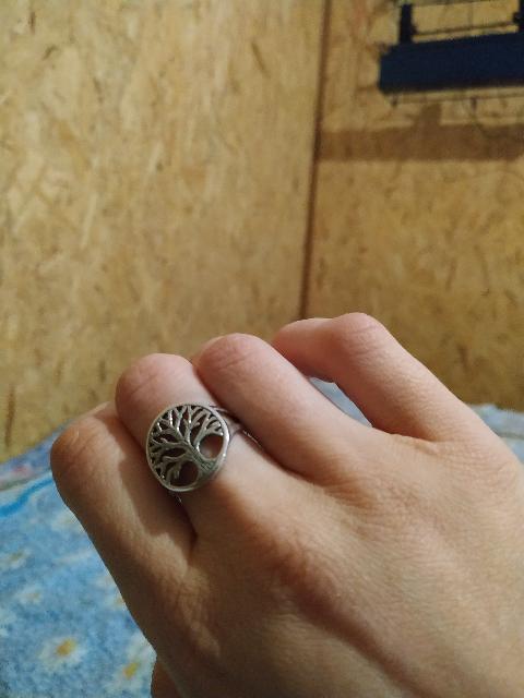 Дерево жизни кольцо
