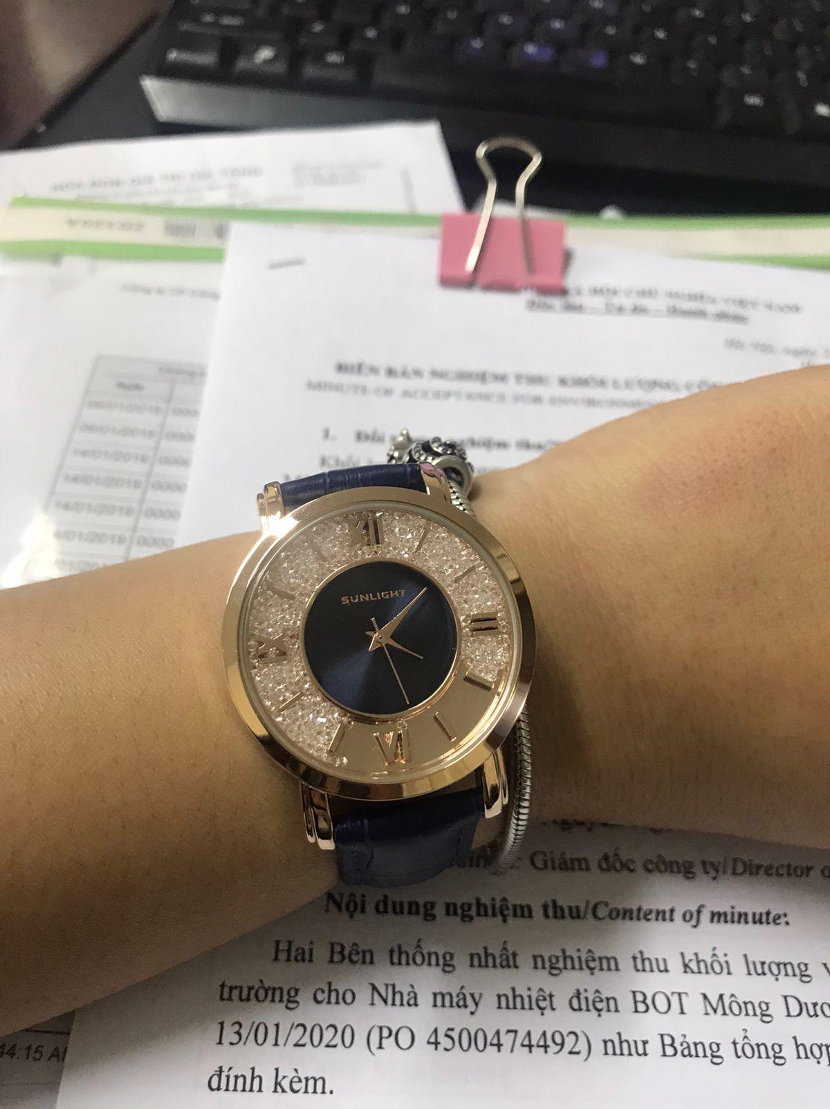 Часы отличные