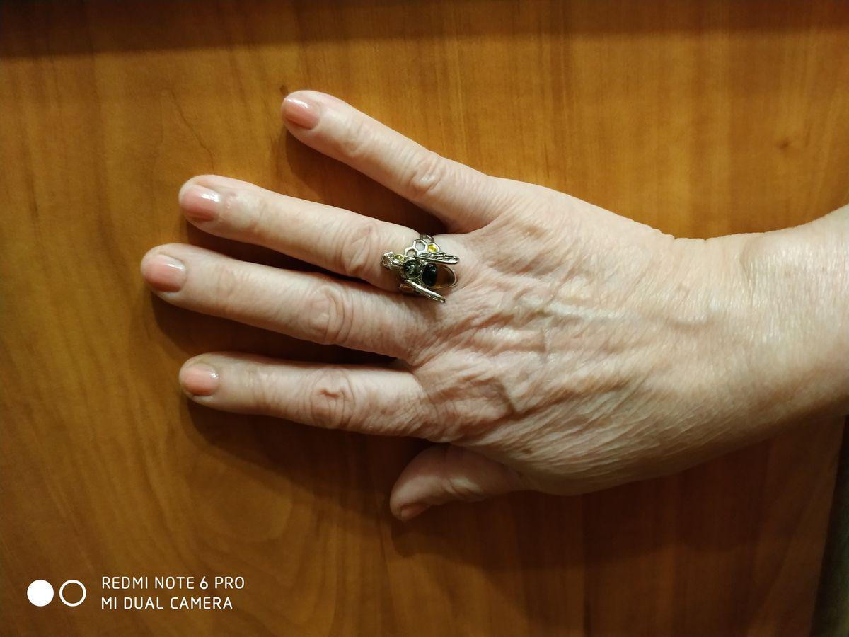 Колечко пчелка