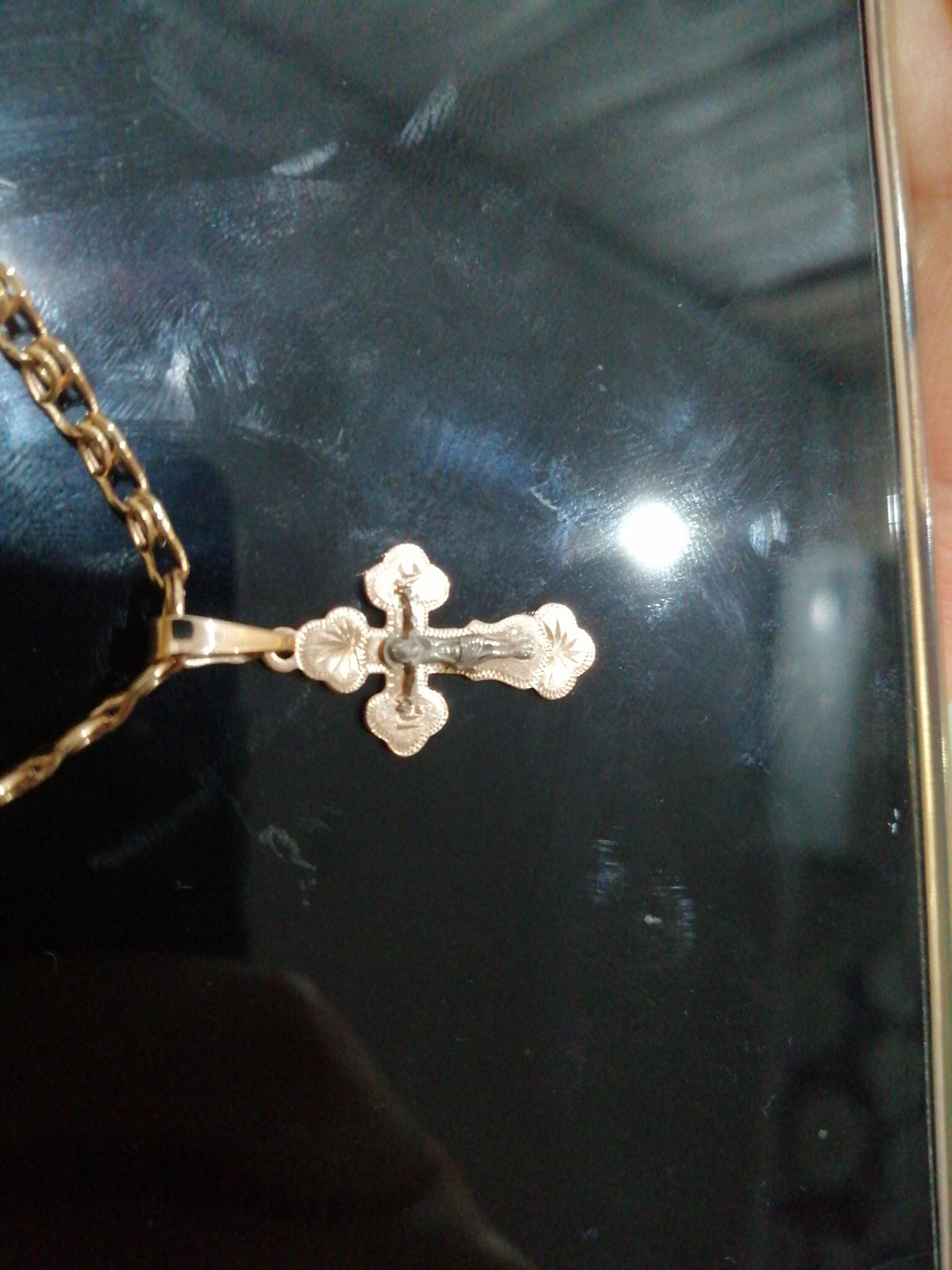 Красивый и милый крестик