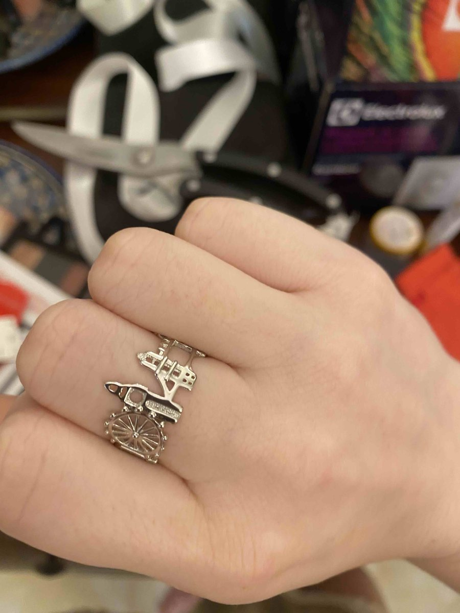 Невероятное кольцо