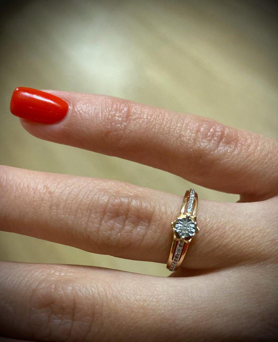 Кольцо великолепное 👍