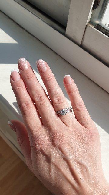 Кольцо размер 16.5