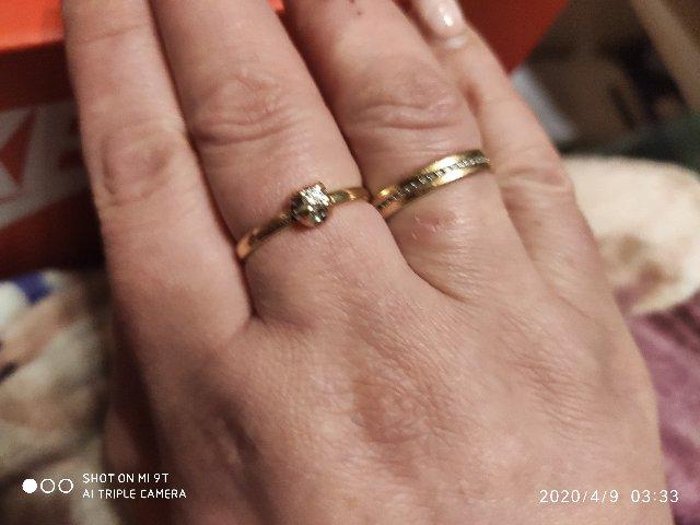 Прекрасное кольцо 🆙🌝