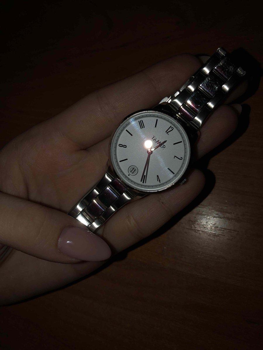 Безумно стильные часы!