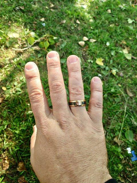 Кольцо норм,со скидкой вообще хорошо
