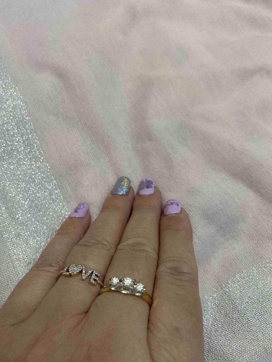 Бриллианты в сердечках