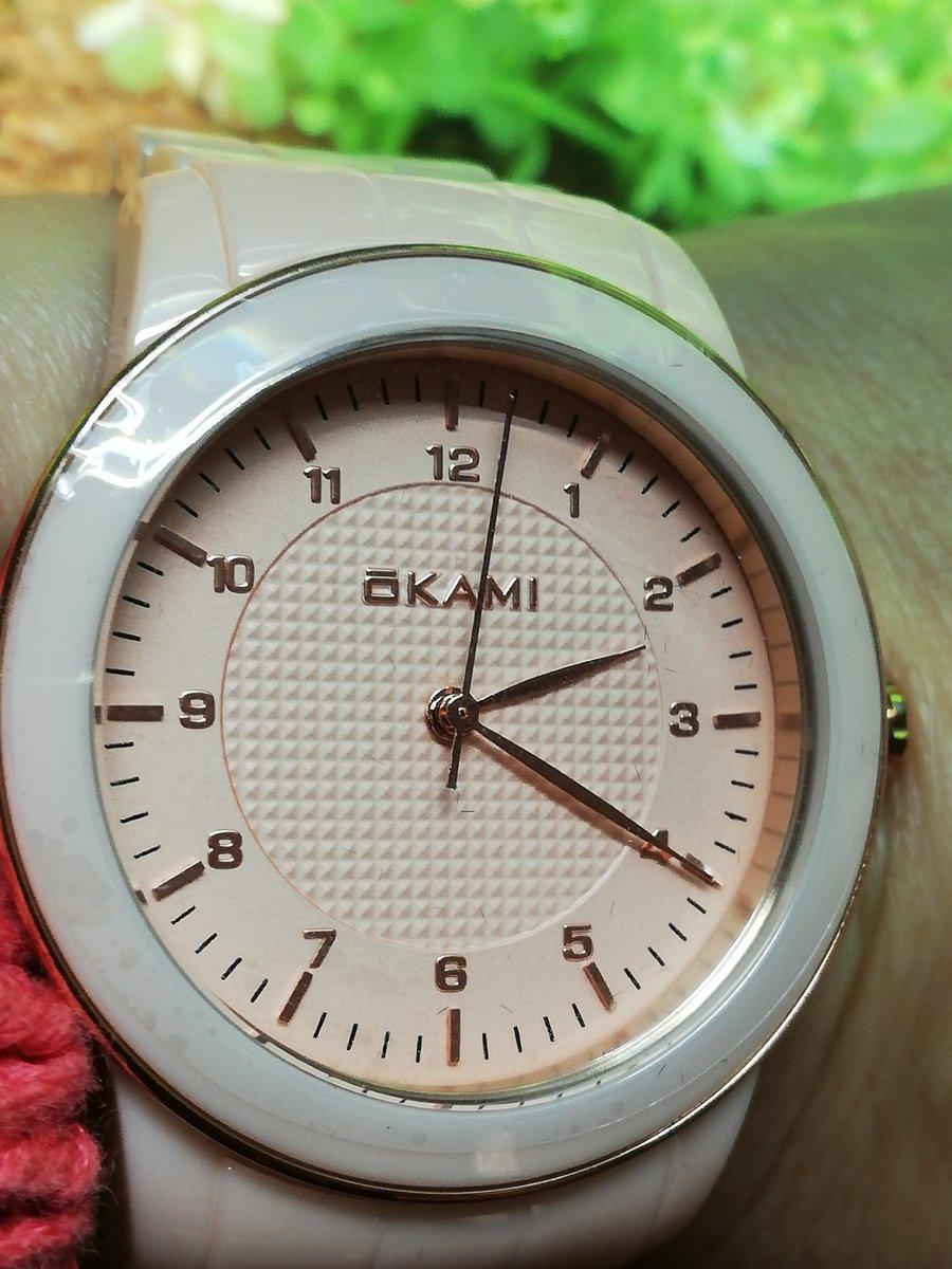 Часы отличные 👍 На все 💯.