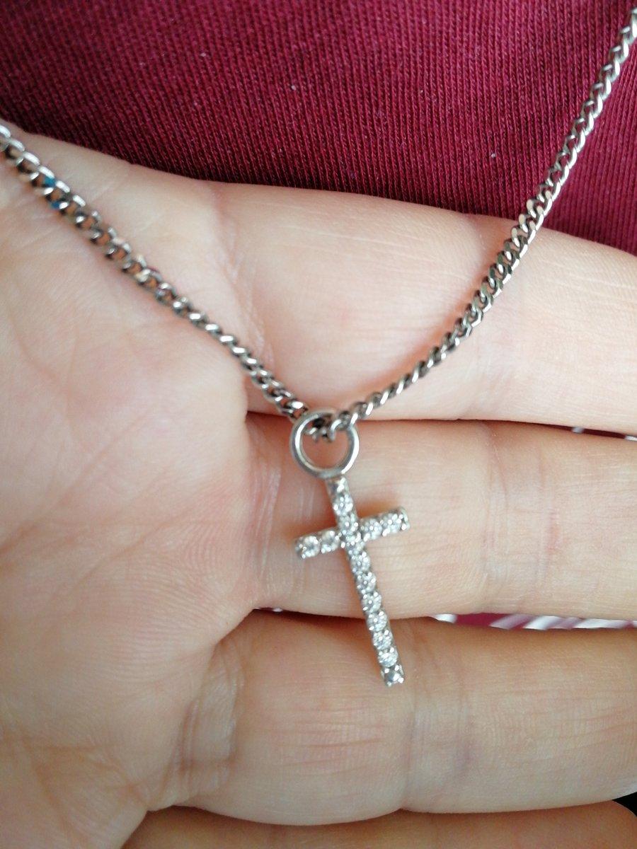 Серьги с крестиками