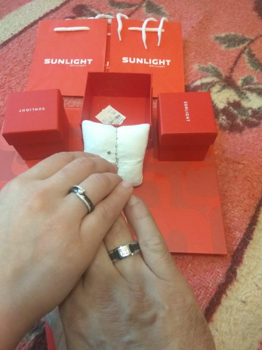 Кольцо мужу на день рождения