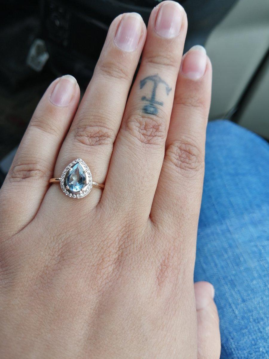 Отличное кольцо, топаз , мм мм-красота!