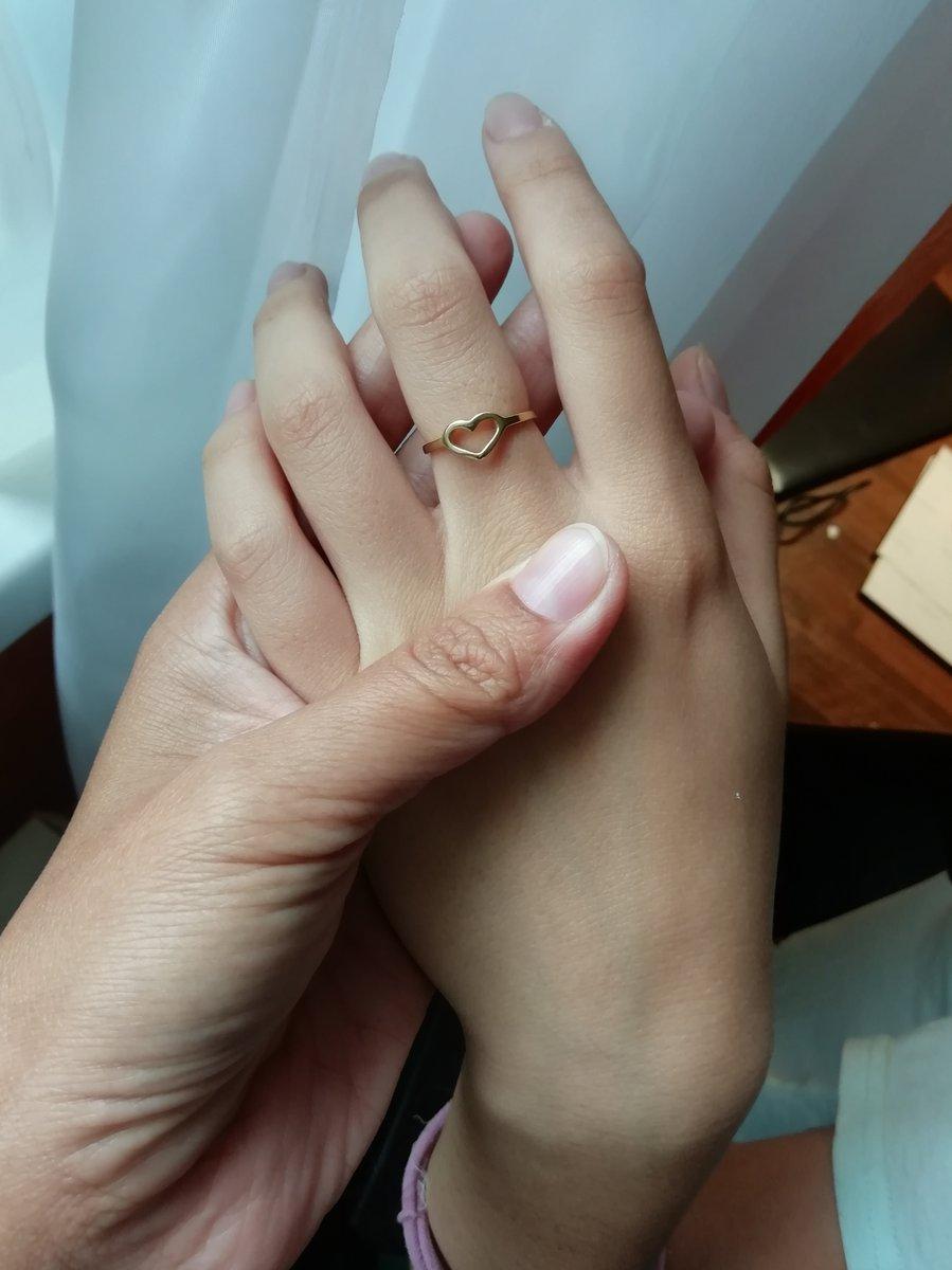 Кольцо для дочки
